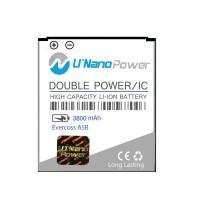 Baterai Double Power Merek Sumo Unano Type Evercoss A5b