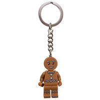 LEGO 851394 - Gingerbread man Keychain
