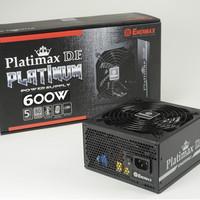 PSU / Power Supply Enermax PLATIMAX DF EPF600AWT - 600W - FULL MODUL