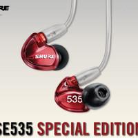 SHURE EARPHONE SE 535 SPECIAL EDITION