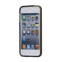 Jual TRANSPARENT TPU CASE IPOD TOUCH 6 GREY Murah