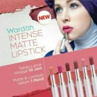 WARDAH INTENSE MATTE LIPSTICK (Original 100%)