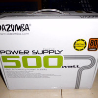 Power Supply Dazumba 500 Watt