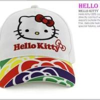 HKITTY HAT RAINBOW