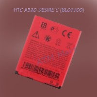 Battery Bl-01100 For Htc A320, A320e, Golf, Desire C Htc Desire 200,