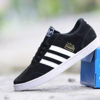 harga Sepatu Adidas Dragon Full Suede Hitam Putih / Casual Cowok Tokopedia.com