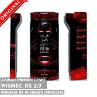 Original Garskin/Skin Mod Vape Wismec RX2/3 RX 2/3 -Jarvis2