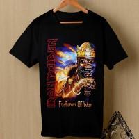 Kaos Musik Iron Maiden