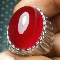 harga Natural Red Baron / Akik Darah Tokopedia.com