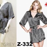 baju tidur H&M Satin Kimono