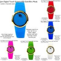 jam tangan digitam rpcul led rubber