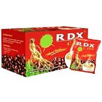 RDX Cafe Radix Kopi Tongkat Ali ~ Berkhasiat
