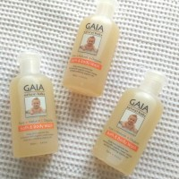 harga GAIA Natural Baby Bath & Body Wash 250 ml (Sabun Bayi Organik) Tokopedia.com