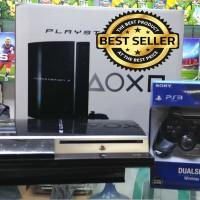 PS3 FAT 160GB+STIK WIRELESS MESIN REGION JEPANG
