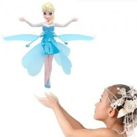 Peri Terbang Flying Fairy Barbie Frozen Minion Toys Magic Dolls