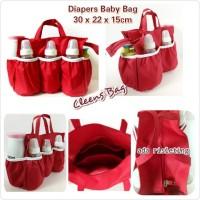 Baby Diapers Organizer/ Diapers Bag/ Baby Diapers/Tas Susu Bayi