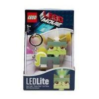 lego led keychain unikitty green