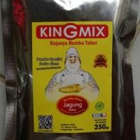 Bumbu Tabur Rasa Jagung Bakar KINGMIX 250gr