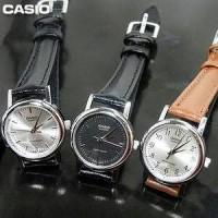 harga CASIO ORIGINAL&ASLI (JAM TANGAN WANITA) LTP 1095E SERIES Tokopedia.com