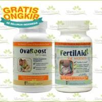 Obat Penyubur Kandungan Fertilaid & Ova Combo Pack