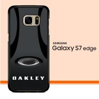 Oakley wallpaper X3396 Samsung Galaxy S7 Edge Custom Case Cover