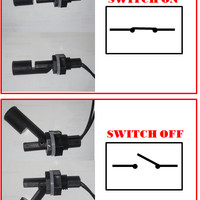 WATER LEVEL SWITCH HORIZONTAL