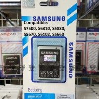 Baterai Handphone Samsung Galaxy S6310 Young Original | Battery, Sein