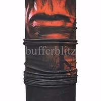Buff / Bandana Buff CK Bandana Buff Masker Multifungsi Motif Red Skull