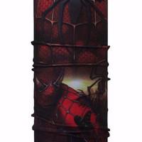 Masker CK Bandana Buff Headware Multifungsi Motif Spiderman 2