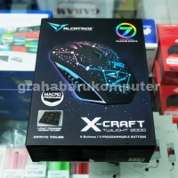 Armaggeddon Alcatroz X-Craft Twilight 2000 Gaming Mouse