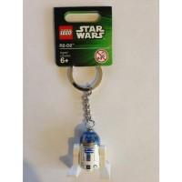 R2D2 Lego Keychain