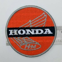 HONDA MOTOR CROSS JACKET EMBROIDERY EMBROIDERED PACT