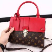 Louis Vuitton One Handle Flap Bag MM 6013