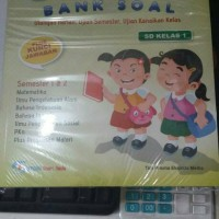 BUKU LATIHAN SOAL: SUPER BANK SOAL SD KELAS 1