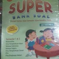 Buku latihan soal: SUPER BANK SOAL SD KELAS 2