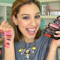 Jual lipstick lipstik untuk bibir yang bagus La girl matte pigment gloss Murah