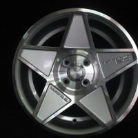 harga Velg 3SDM JD544 HSR Ring:15X7,5 Hole:4X100 ET25 Silver Machine Face Tokopedia.com