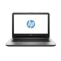 harga HP 14-AN016AU Laptop Notebook AMD E2-7110 Dos Silver+ Free Tas Tokopedia.com