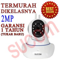 Murah New Kamera Cctv Rotating Ip Camera Terbaru / Baby Cam / Spy Cam