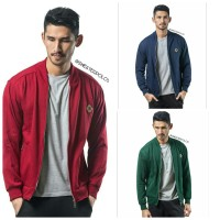 Jual Bomber Jacket Cotton Fleece - Jaket Sweater Pria Wanita Murah Murah