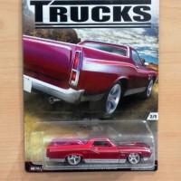 HOT WHEELS '72 FORD RANCHERO CAR CULTURE TRUCKS 2016 #2/5