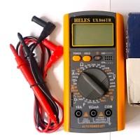 Digital Multimeter HELES UX866TR
