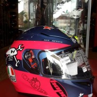 agv k3 sv guy martin l xl