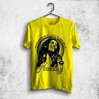harga Kaos Bob Marley Reggae #2 Edition Tokopedia.com