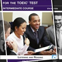 Longman preparation Course For The TOEIC Test: Intermediate Course