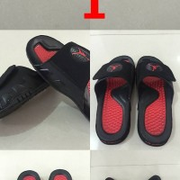 Pre Order Sandal Basket NBA Air Jordan 9 Hitam IMPORT