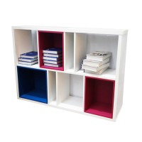 JYSK Bookcase Bally Rak Buku