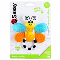 PROMO Sassy Flutterby Teether MURAH