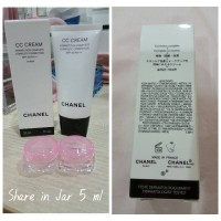 Share in Jar Chanel CC Cream ORIGINAL