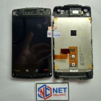 harga LCD + FRAME BLACKBERRY BB 9550 / 9520 / STORM 2 / ODIN + TOUCHSCREEN Tokopedia.com